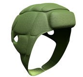 Green Scrum Cap Perspective Royalty Free Stock Photos