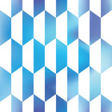 Regular grid pattern. Abstract decorative panelling. Seamless pattern. Royalty Free Stock Photography