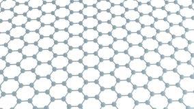 Regular Hexagonal Pattern - Graphene