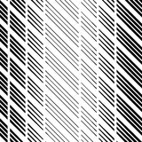 Regular lined striped seamless background. Illustration for the web Stock Photos