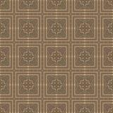Regular metal seamless pattern. Luxury background, modern, shiny pattern Stock Photo