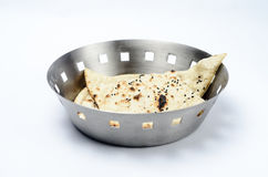Regular Naan Bread Royalty Free Stock Photo
