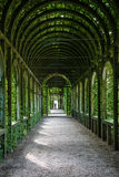 Regular park of Het Loo royal palace Royalty Free Stock Images