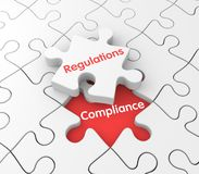 Regulations and Compliance Royalty Free Stock Photo