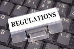 Regulations Stock Photos