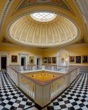 Regulatorstående i Kapitoliumrotunda Royaltyfri Fotografi