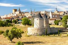 Regusse, Провансаль, Франция стоковое изображение