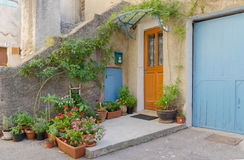 Regusse in Provence, France Royalty Free Stock Photo