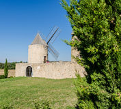 Regusse in Provence, France Stock Image