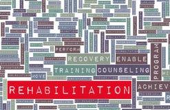 Rehabilitation Stockfotos