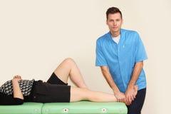 Rehabilitation Royalty Free Stock Photo