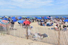 Rehoboth Beach in Delaware. USA Stock Photo