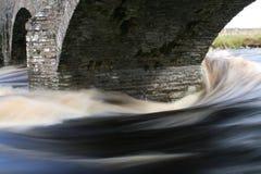 Reißende Flut Lizenzfreies Stockbild