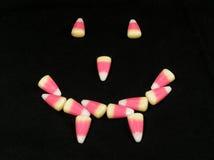 Reißzähne für die Süßigkeit! stockfotografie