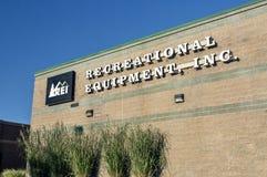 REI - Рекреационное оборудование Inc стоковое фото rf