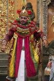 Rei Airlangga Executor do Balinese em uma cerimônia de Barong Fotos de Stock