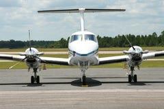Rei Ar 200 de Beechcraft Imagens de Stock Royalty Free