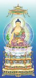Rei Buddha Fotografia de Stock Royalty Free