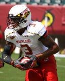 Rei de Maryland receiver#3 Nigel fotografia de stock