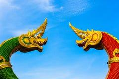 Rei do naga Imagens de Stock Royalty Free