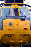 Rei Helicopter de RAF Sea Imagens de Stock