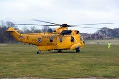 Rei Helicopter de RAF Sea Fotos de Stock