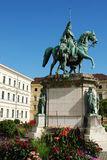Rei Ludwig imagens de stock royalty free