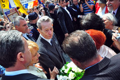 Rei Mihai Eu de Romania (6) Foto de Stock Royalty Free