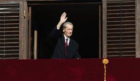 Rei Mihai Eu de Romênia Imagens de Stock Royalty Free