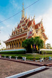 Rei Nagas do templo de Tailândia Imagem de Stock