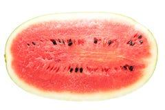 Rei preto Super Sweet Watermelon do tirano Imagens de Stock Royalty Free
