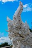 Rei principal do Naga fotografia de stock