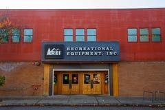 REI Storefront Eugene Oregon Stock Images