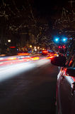 Rei Street Fotos de Stock Royalty Free