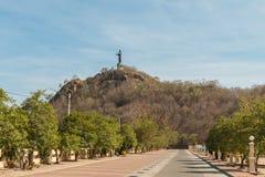 Rei Timor-Leste de Cristo Fotografia de Stock
