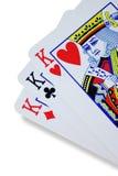 Rei três Foto de Stock Royalty Free