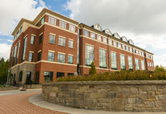 Reich College of Education Building at ASU. Reich College of Education Building at Appalachian State University in Boone, NC.  Built in 2011 Stock Photos