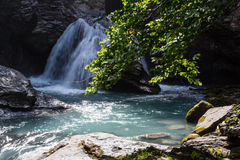 Free Reichenbach Falls Stock Photos - 57215353