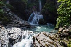 Reichenbach Falls Stock Image