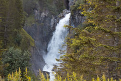 Reichenbach falls. Switzerland Royalty Free Stock Photography