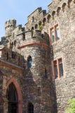 Reichenstein Castle,  Germany  -  courtyard Stock Photography