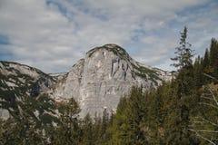 Reichenstein mountain Stock Photography