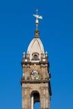 Reichenturm torn i Bautzen, Tyskland Royaltyfri Bild
