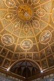 Reicher Innenraum von Sintra Palaye, Portugal Lizenzfreies Stockbild