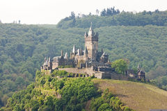 Reichsburg Castle Stock Photo
