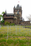 Reichsburg Castle in Cochem Royalty Free Stock Photo