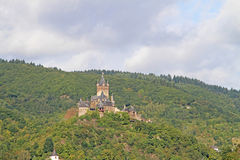 Reichsburg Castle, Cochem Stock Photo