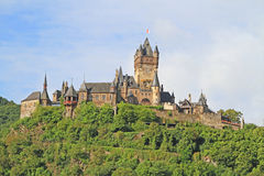 Reichsburg Castle, Cochem Royalty Free Stock Images