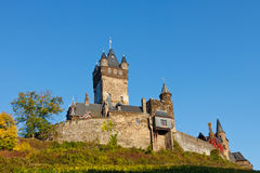 Reichsburg Cochem Stock Photos