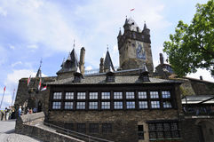 Reichsburg in Cochem, Germany Stock Photos